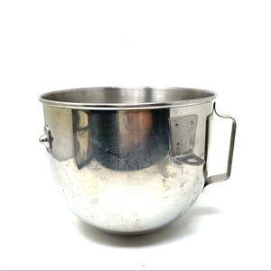 Kitchen Aid 3.5 quarter stainless steel bowl